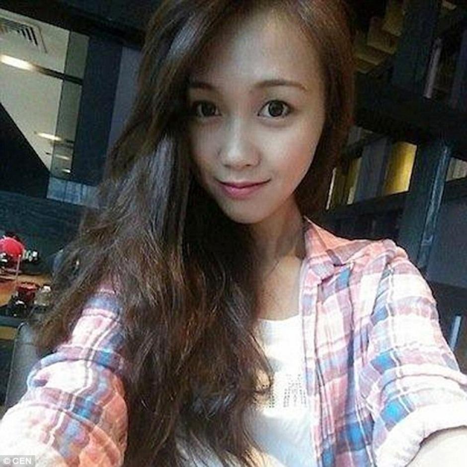 La belleza de Huang Yichun ha impactado a los ciudadanos de Taipei. (Foto: Daily Mail)