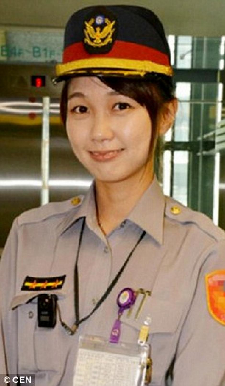 Huang Yichun tiene 23 años de edad. (Foto: Daily Mail)