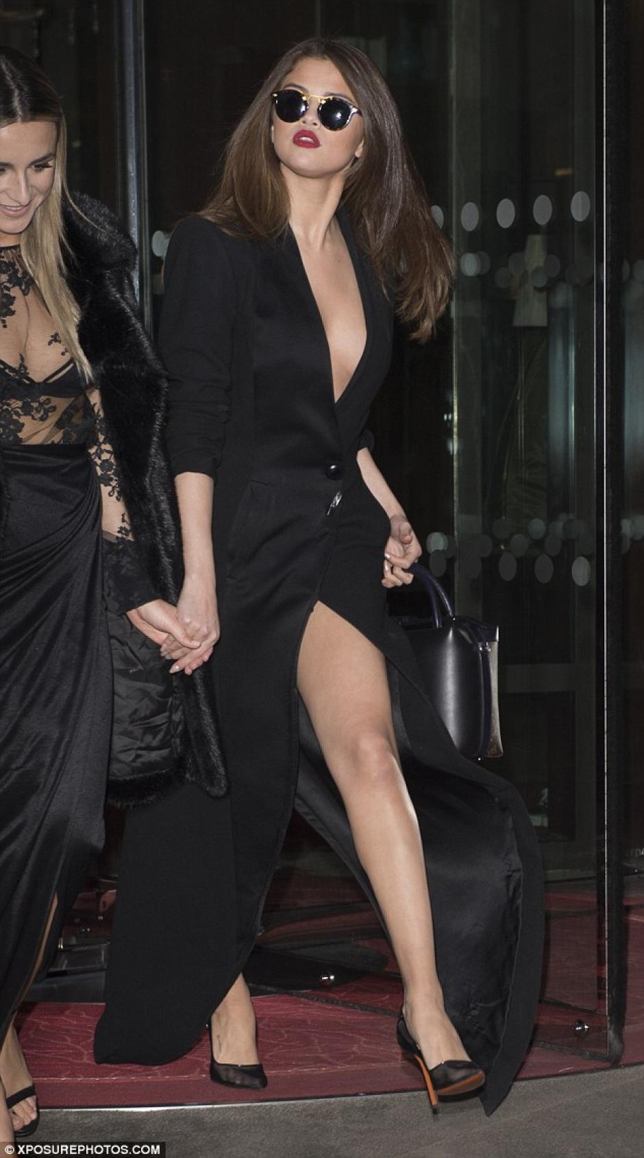 Gomez se encuentra actualmente sin pareja, lo que la convierte en una soltera codiciada. (Foto: dailymail.co.uk)