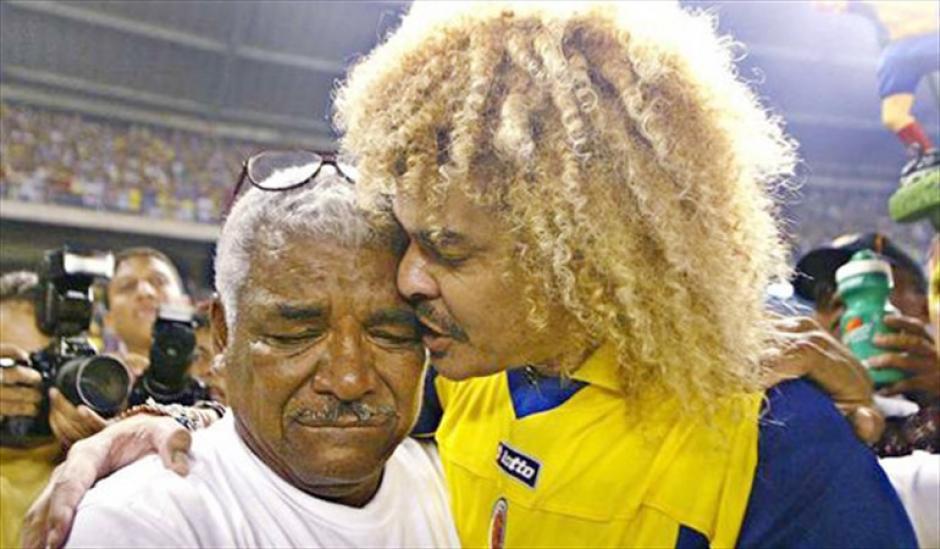Hace un mes, el padre del destacado futbolista falleció debido a un infarto. (Foto: Archivo)