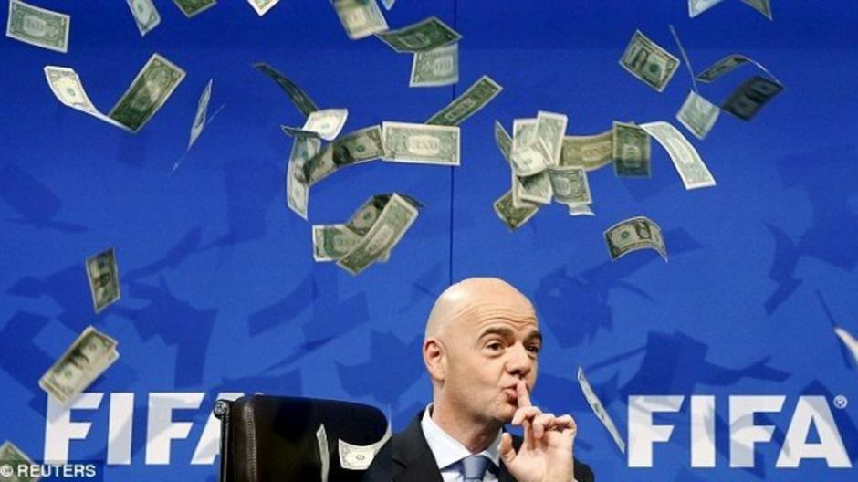Muchos creen que el cambio obedece solamente a beneficios monetarios. (Foto: Twitter)