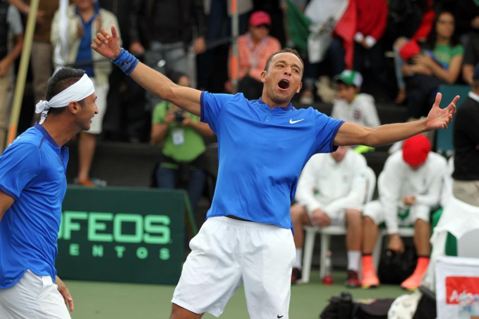 Wilfredo González ganó su juego individual. (Foto: COG)