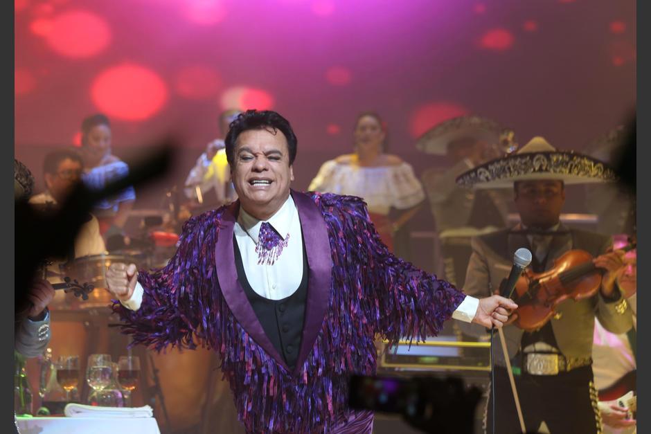 Juan Gabriel falleció el pasado domingo 28 de agosto en Los Ángeles de un infarto. (Foto: hondudiario.com)
