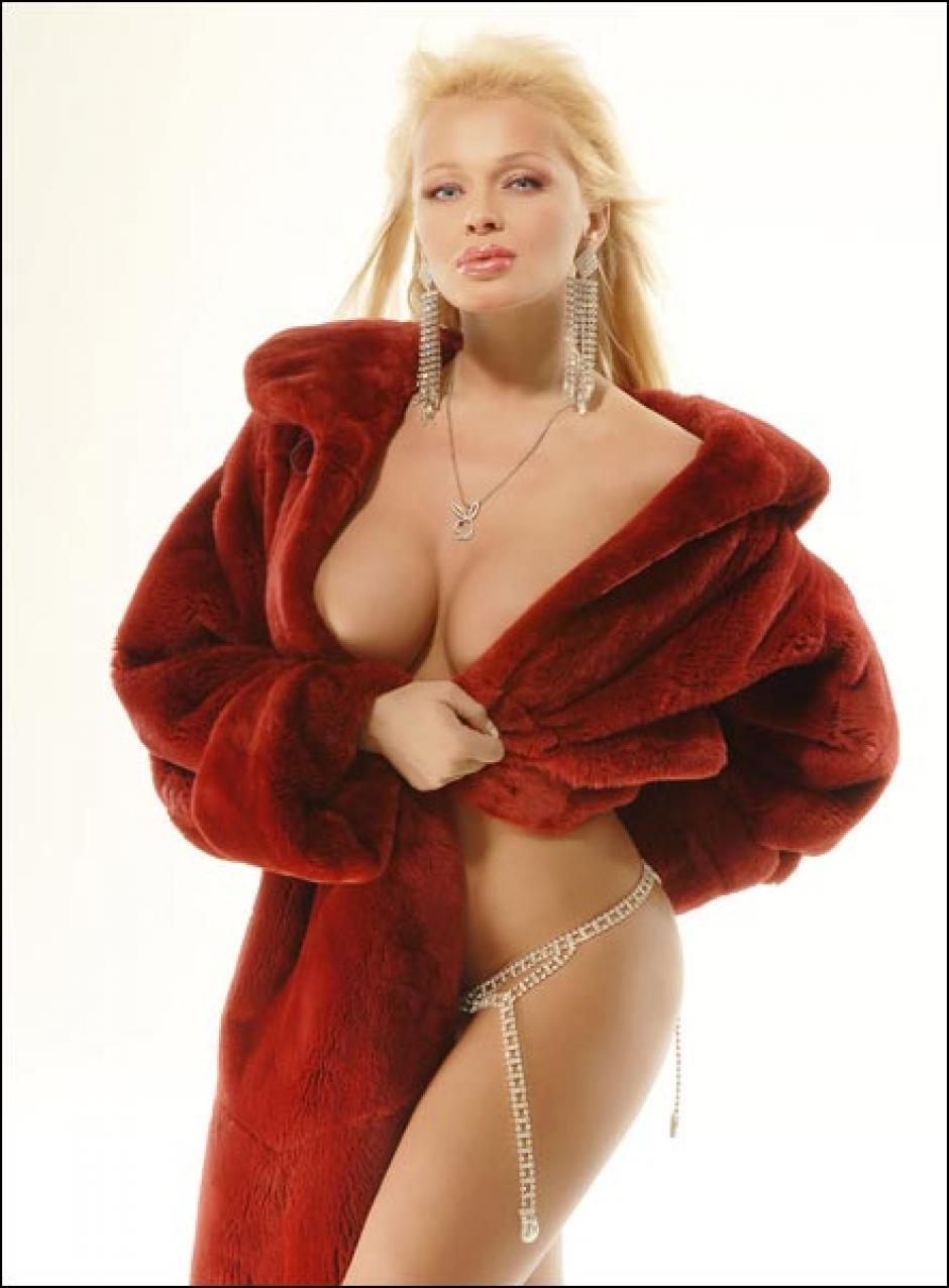 Pleskova  desde hace años radica en México. (Foto: Playboy México)