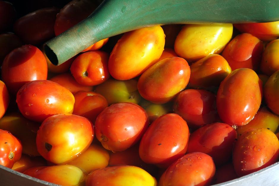 El tomate vuelve a subir de precio. (Foto: Flickr)