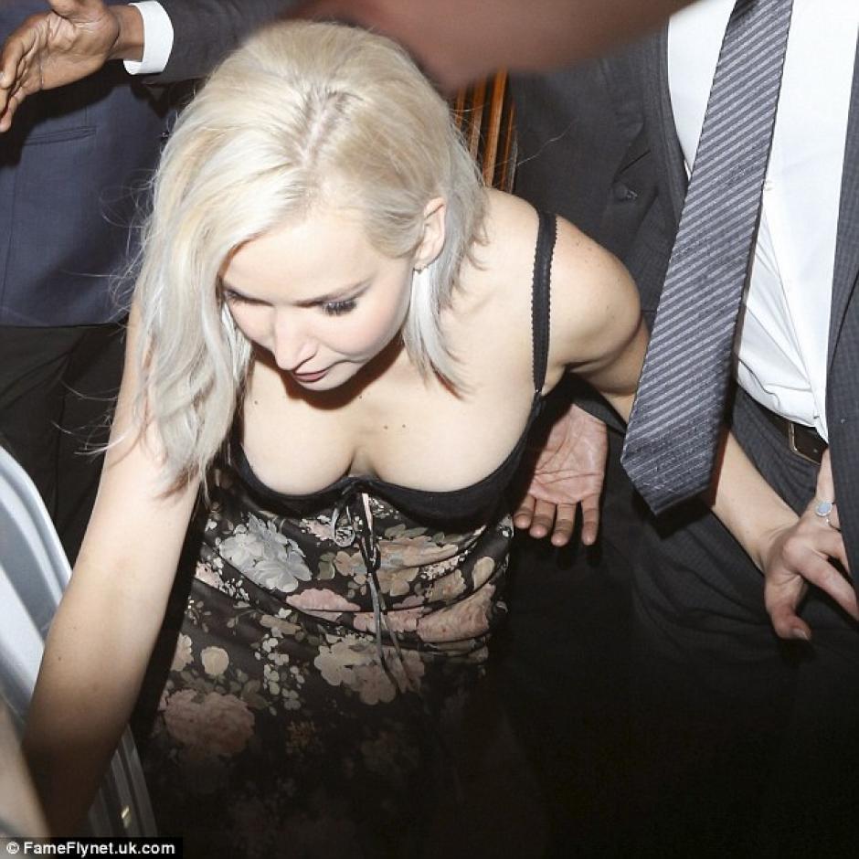 Jennifer no dejó nada a la imaginación. (Foto: FameFlynet.uk.com)