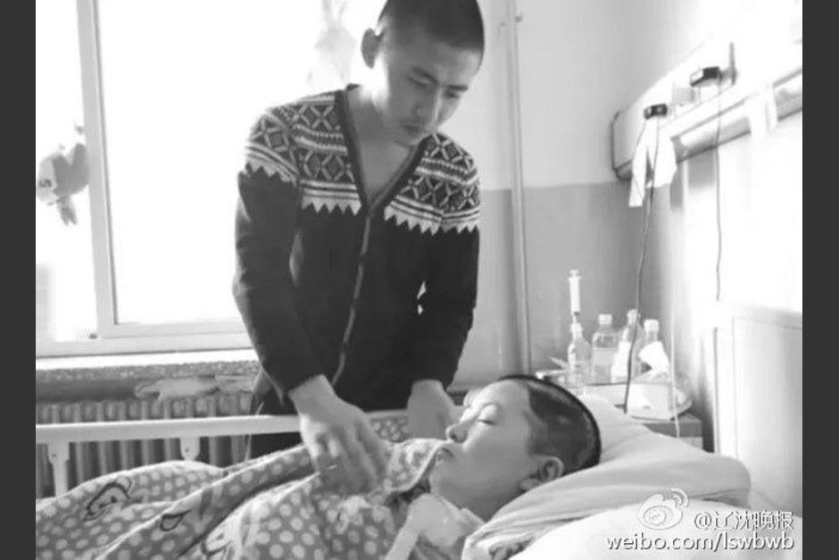 La joven china pasó en coma ocho meses. (Foto. crhoy.com)