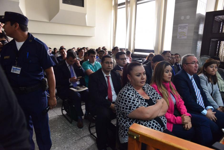 En el caso La Línea, el MP pide juicio para más de 30 personas. (Foto: Jesús Alfonso/Soy502)