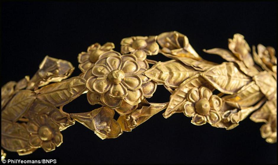 Quizás se trataba de una herencia de su abuelo, un coleccionista fascinado por el mundo antiguo. (Foto: Daily Mail)