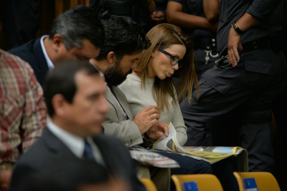Pese a las acusaciones de la CICIG, Beltranena y Jonathan Chevez siguen con la afición por las motocicletas. (Foto: Wilder López/Soy502)