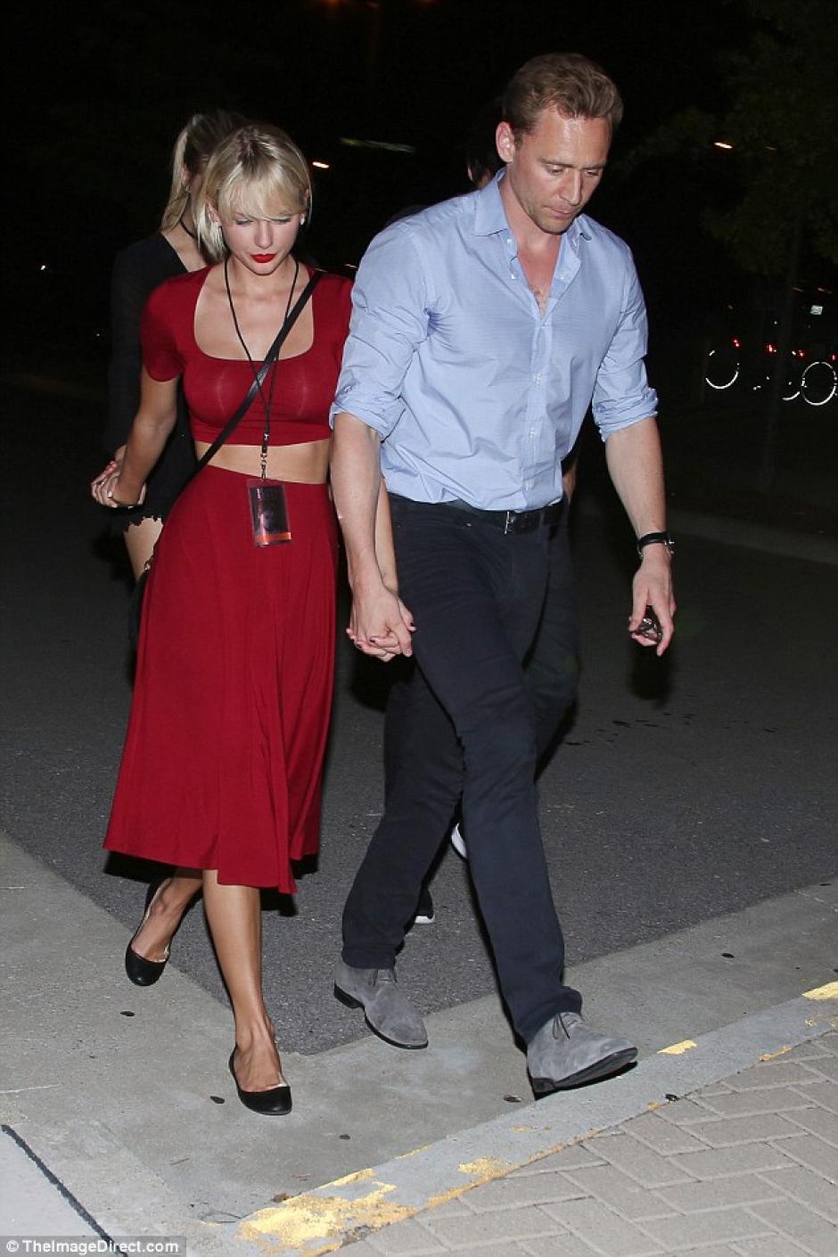 La rubia asistió a un concierto de Selena Gomez y desde entonces no ha dejado de ser tema de conversación. (Foto: Daily Mail)