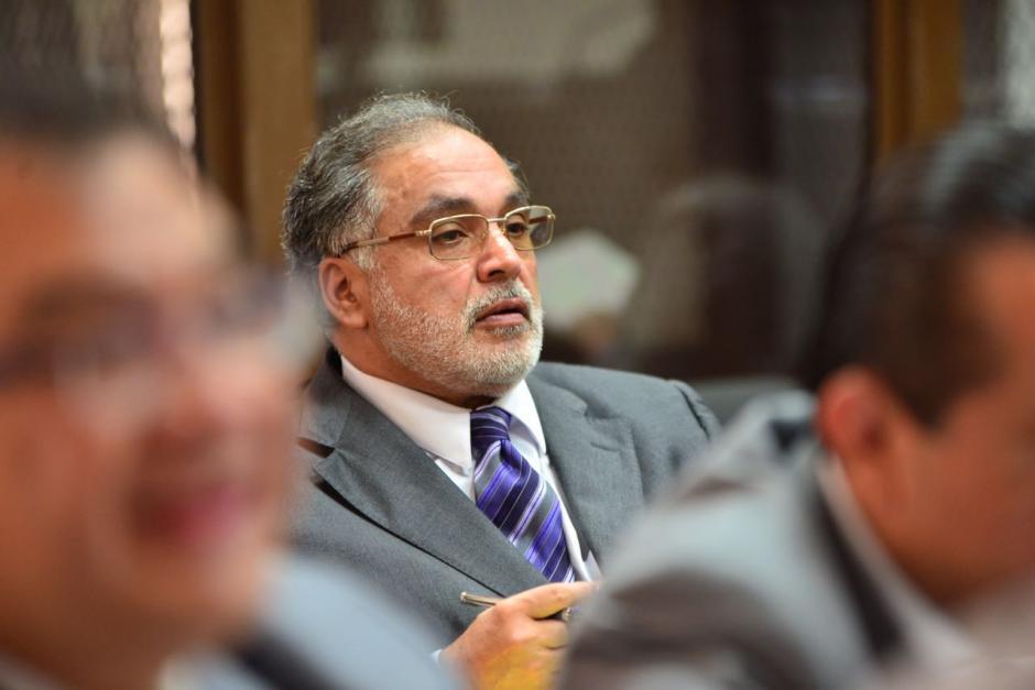 Eduardo Kestler, exrepresentante legal de los Canales 3 y 7, se entregó a la justicia. (Foto: Jesús Alfonso/Soy502)
