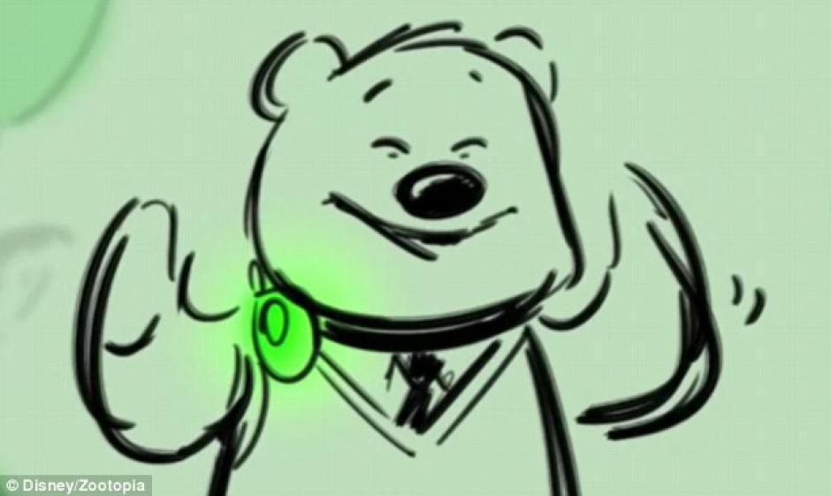 El pequeño oso se muestra feliz por haber llegado a la edad necesaria para integrarse a la sociedad. (Foto: Disney Zootopia)
