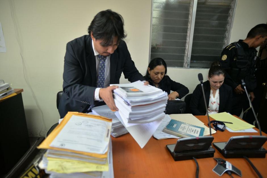 El MP pidió ligar a proceso al alcalde de Santa Catarina Pinula por el delito de homicidio culposo. (Foto: Jesús Alfonso/Soy502)