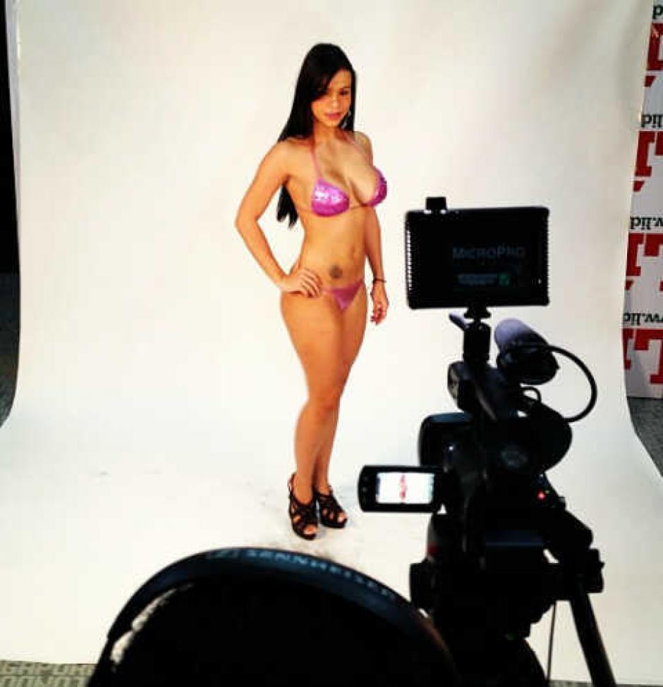 Además de fisioterapeuta, Bariatti ha sido modelo. (Foto: Instagram)