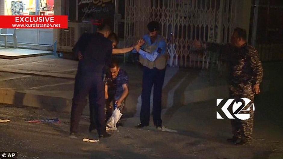 El niño le dijo a las autoridades que fue secuestrado. (Foto: dailymail.co.uk)