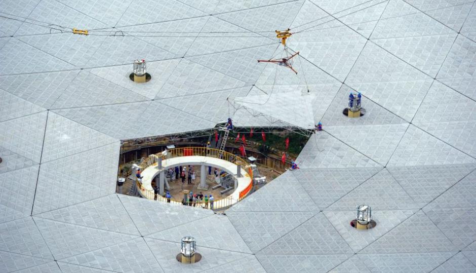 El costo del telescopio es de unos 179 millones de dólares. (Foto: peru21.com)