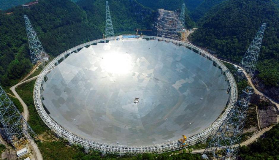 El telescopio podría estar listo en septiembre. (Foto: peru21.com)