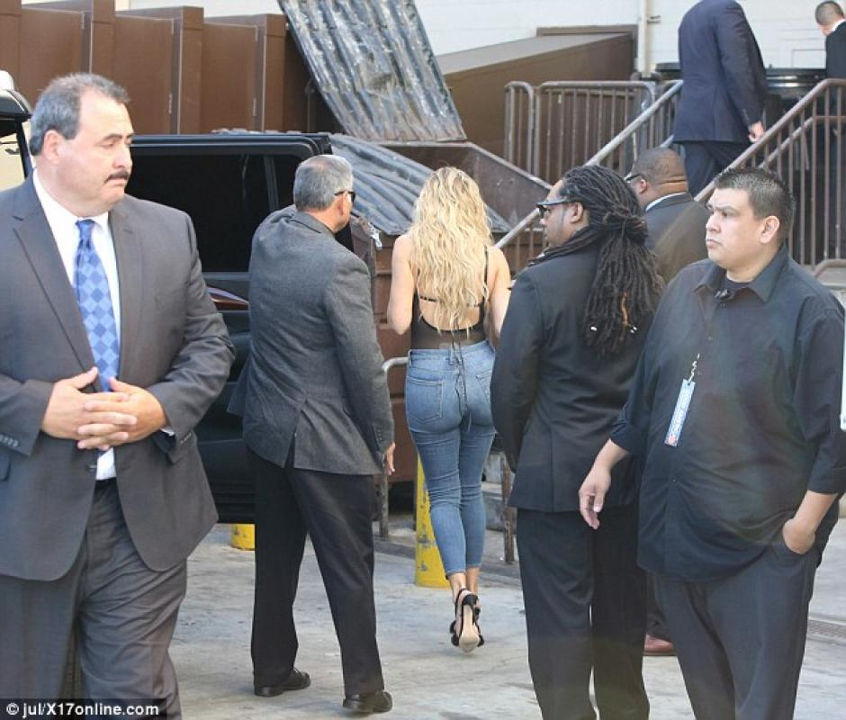Se dice que luego del asalto a Kim, Khloé ha reforzado su seguridad. (Foto: dailymail)