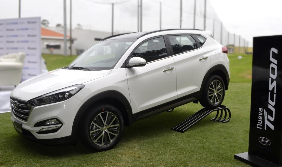 La marca subcoreana ofrece este modelo de automóvil con una estructura fluida 2,0. (Foto: Magui Medina/Soy502)