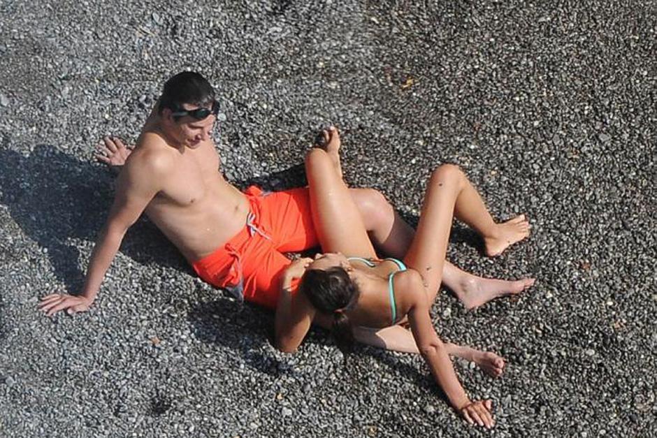 Bradley tiene 40 años, mientras Irina tiene 29. (Foto: mujeres.elsalvador.com)