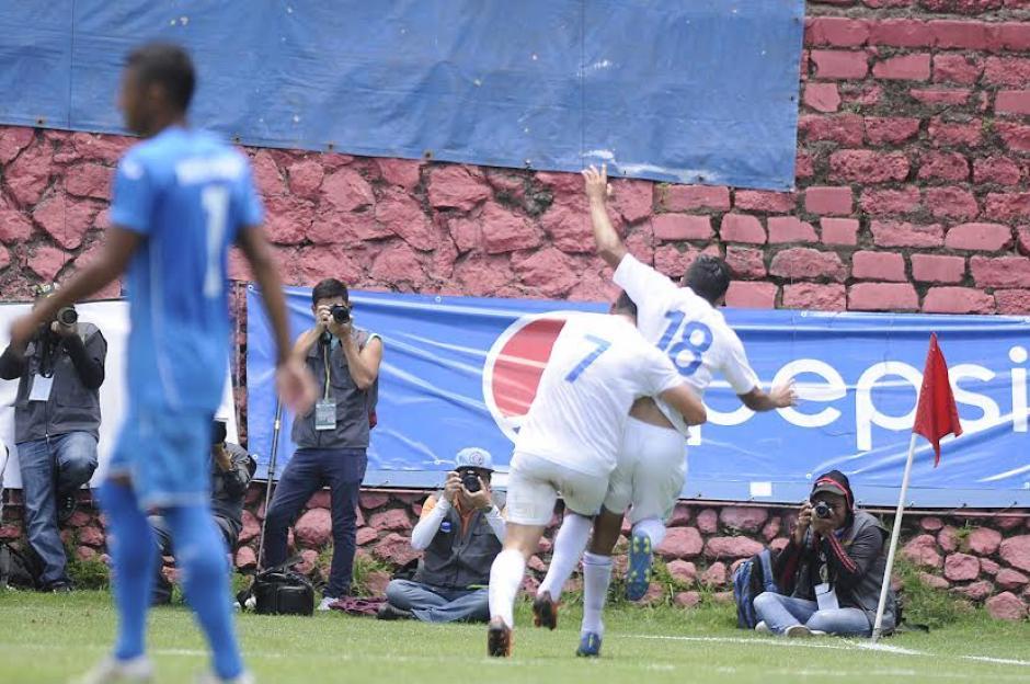 El combinado nacional deberá buscar por lo menos un empate ante Belice. (Foto: Orlando Chile/Nuestro Diario)