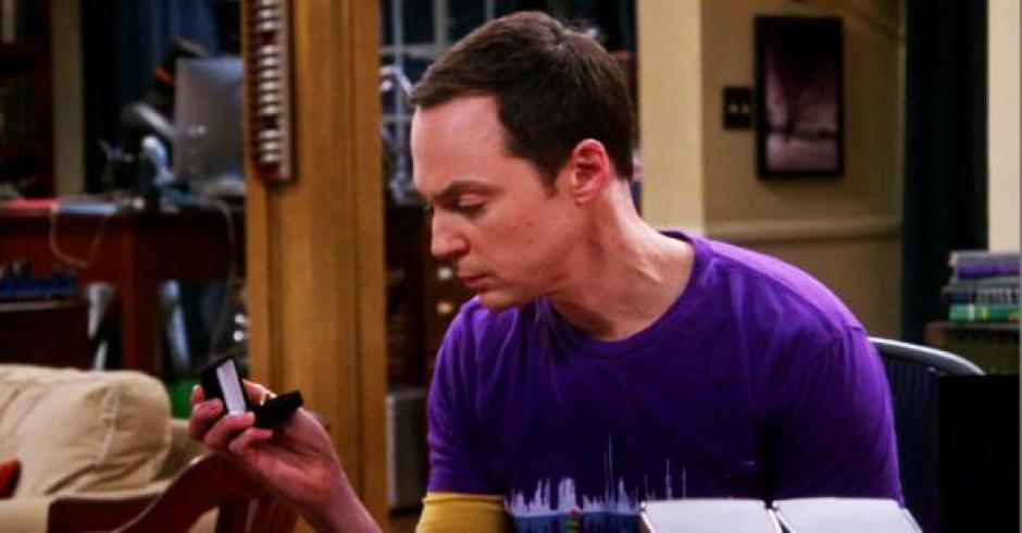 ¿Será Sheldon Cooper el padrino de la boda?