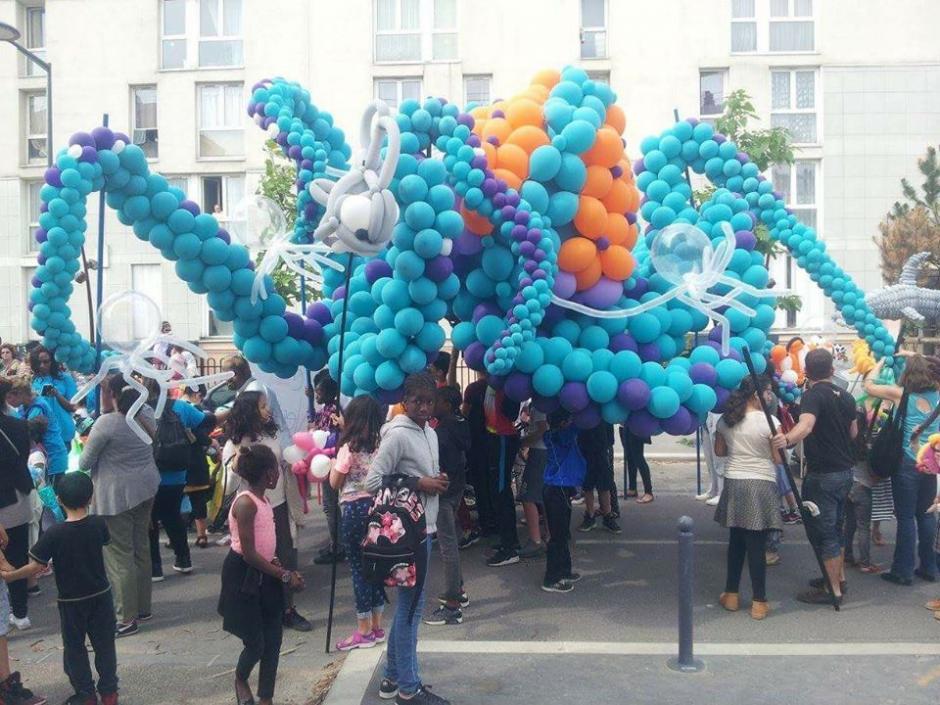 El desfile dará inicio a las 10:00 horas. (Foto: Municipalidad de Guatemala)