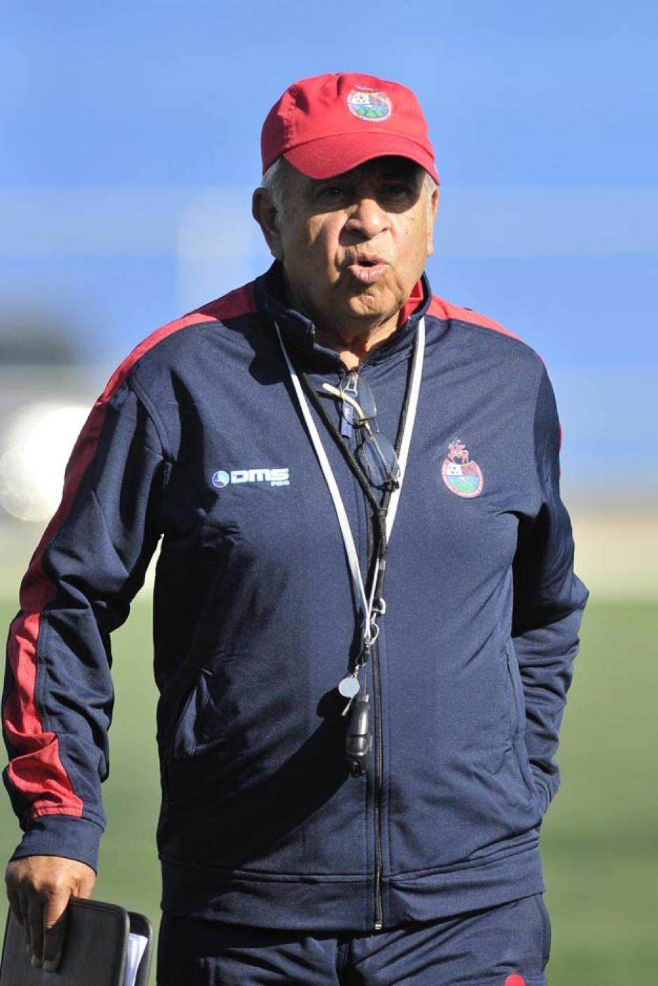 El último club que dirigió Ruiz fue el deUniversidad San Martín que participa en la Primera División de Perú. (Foto: Diego Galeano/Nuestro Diario)