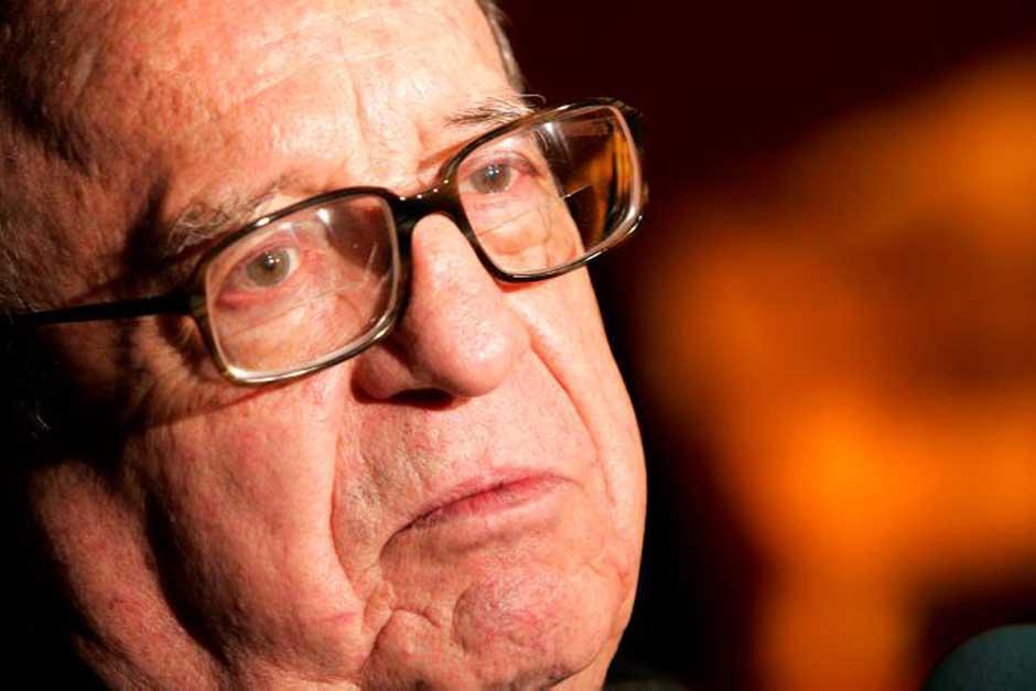 El genio mexicano esta cumpliendo este 21 de febrero 85 años. (Foto: televisa.com)