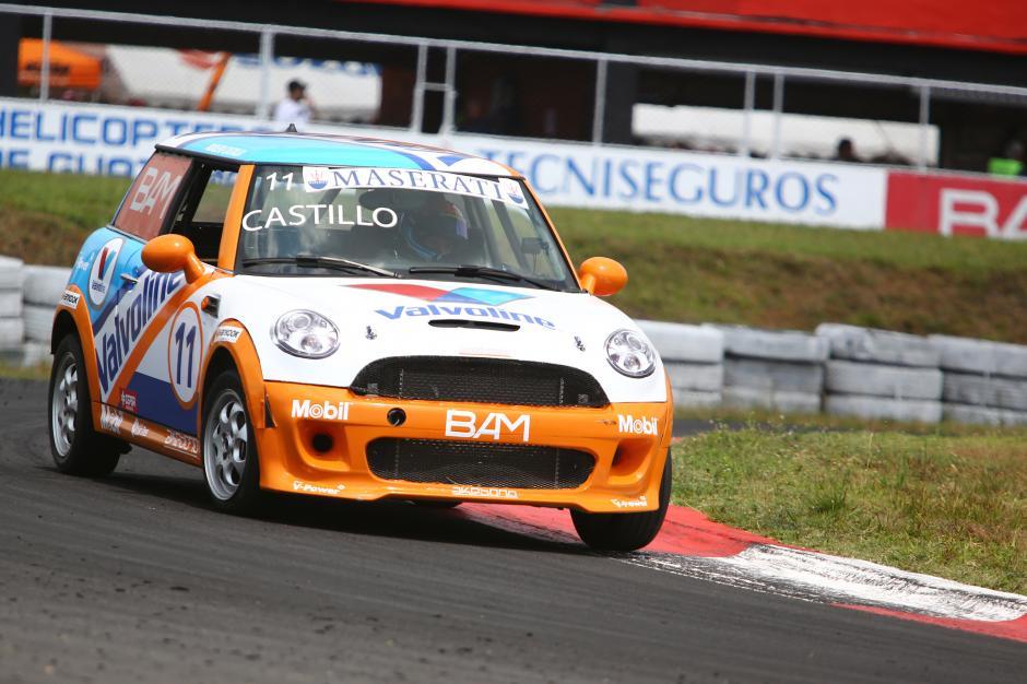 """Adolfo Castillo fue el más veloz de la categoría """"Mini Cup"""". (Foto: Gabriel López)"""
