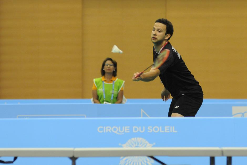 Cordón se deshizo de un estadounidense en la semifinal y un canadiense en la final. (Foto: Pedro Mijangos/Soy502)
