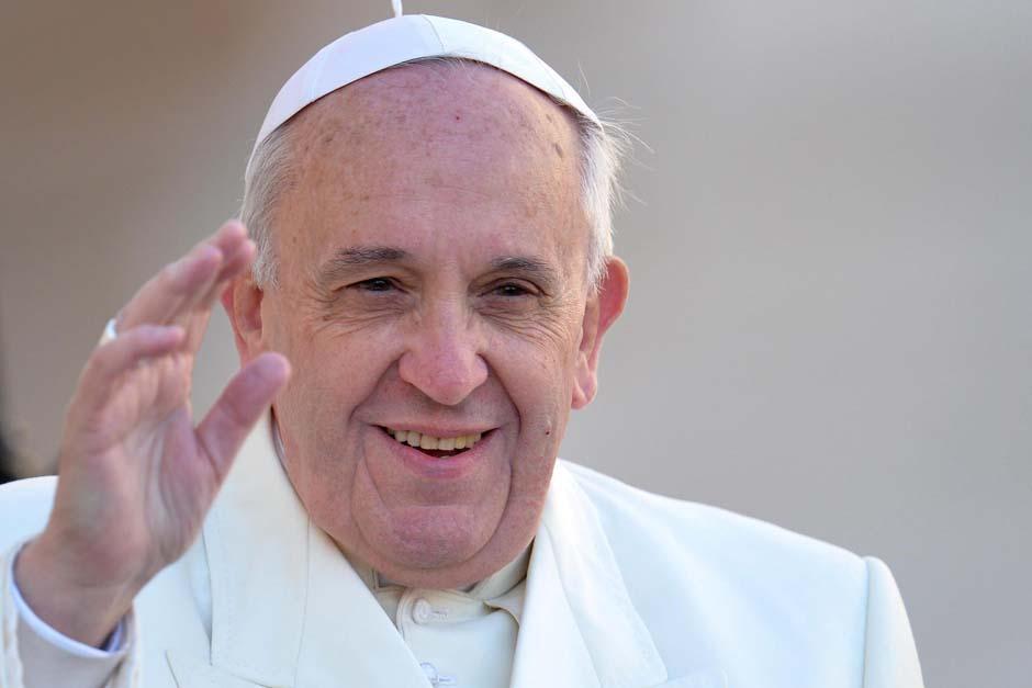 septiembre el papa dijo que el Espiritu Santo