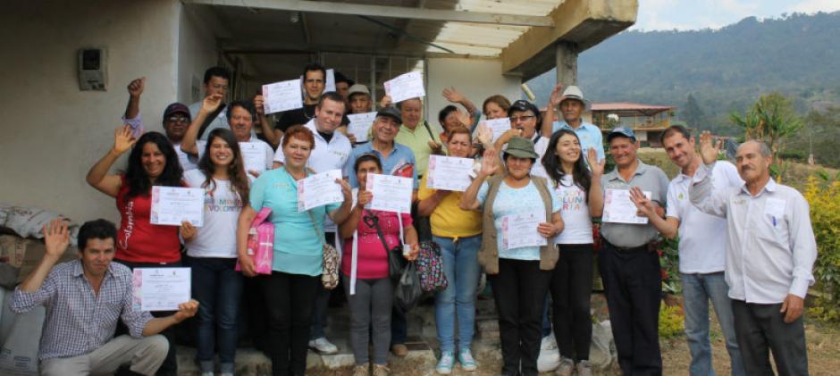 En Colombia se ingenió una iniciativa que busca combatir la desnutrición a través de bancos de alimentos. (Foto: América Solidaria)