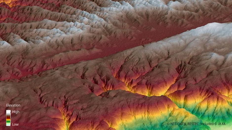 Esta tecnología supone una gran mejora con respecto a los mapas del globo en tres dimensiones. (Foto: EFE)