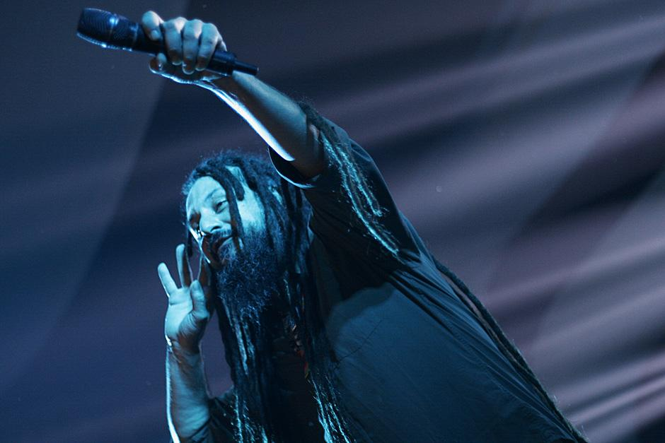 El argentino Néstor Ramljak puso a bailar a todos los asistentes con las letras y melodías del reggae de Nonpalidece