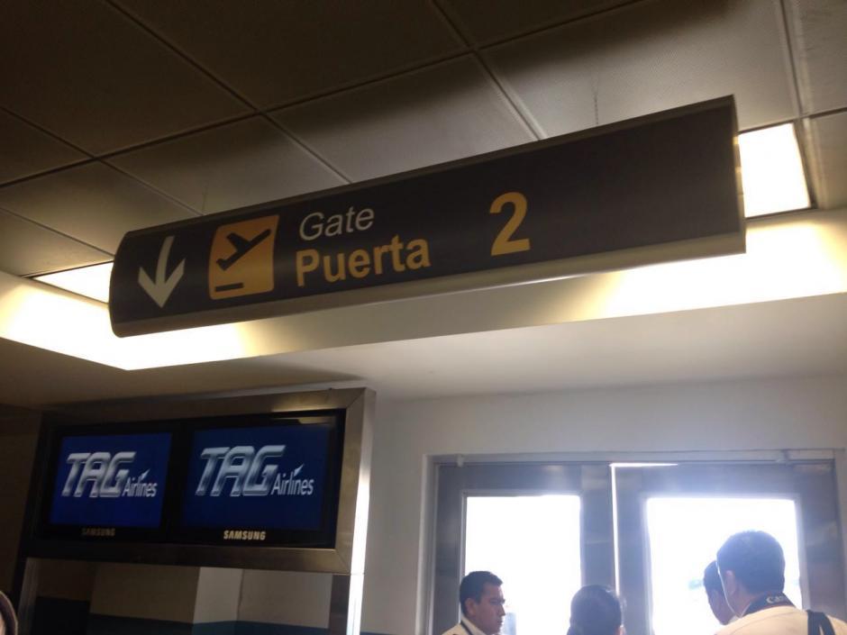 El vuelo hacia Retalhuleu tarda 30 minutos aproximadamente. (Foto: Fredy Hernández/Soy502)