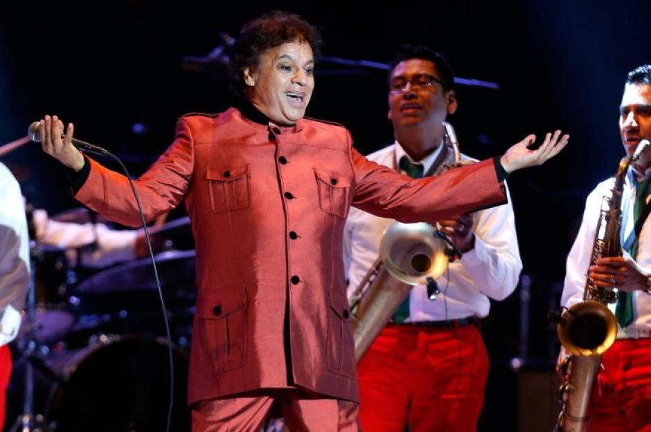 Juan Gabriel fue uno de los cantautores más queridos de América Latina. (Foto: EFE)