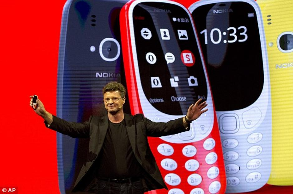 El celular no es un Smartphone. (Foto: Dailymail)