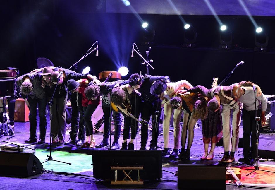 Esta fue una noche inolvidable. (Foto: Selene Mejía/Soy502)