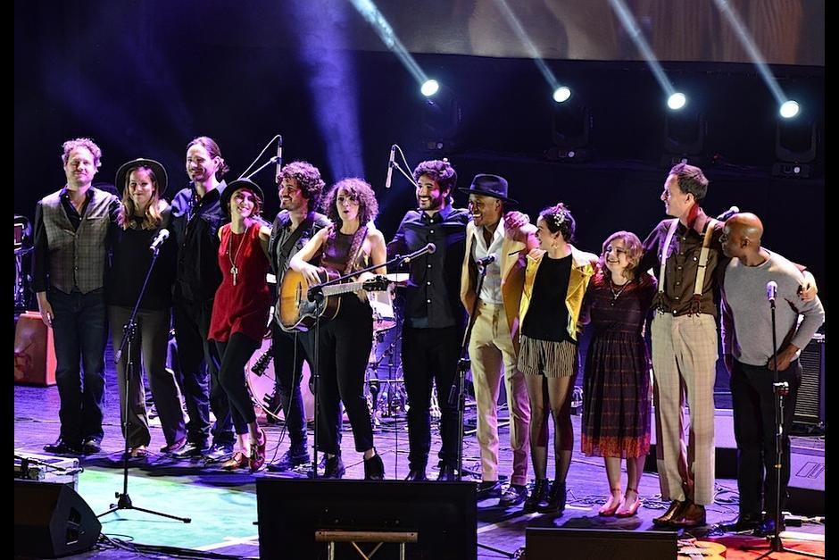En febrero presentó su tercer festival acústico con sus invitados en Guatemala. (Foto. Archivo/Soy502)