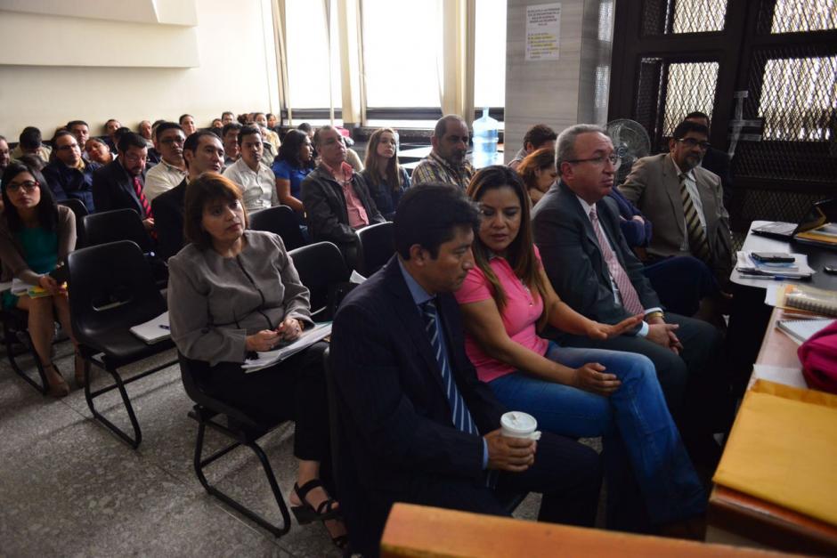 En total 18 de los más de 30 implicados solicitan medidas sustitutivas. (Foto: Jesús Alfonso/Soy502)