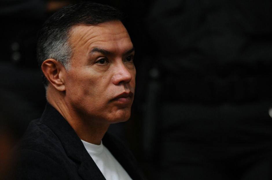 Juan de Dios Rodríguez durante el día número 11 de audiencia de primera declaración por el caso Cooptación del Estado. (Foto: Alejandro Balán/Soy502)