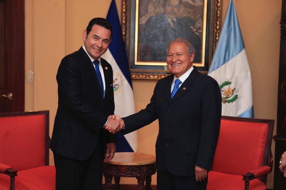 Construcción de puentes, el Plan de Alianza y seguridad los principales temas de la reunión. (Foto: Secretaría)