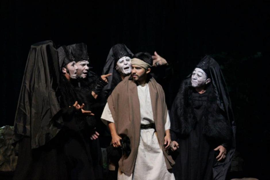 La obra tendrá la participación de más de 100 actores en escena. (Foto: Facebook/Frater)