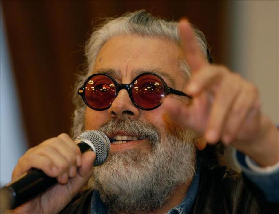 Facundo Cabral fue asesinado en Guatemala el 9 de julio de 2011. (Foto: Archivo/EFE)