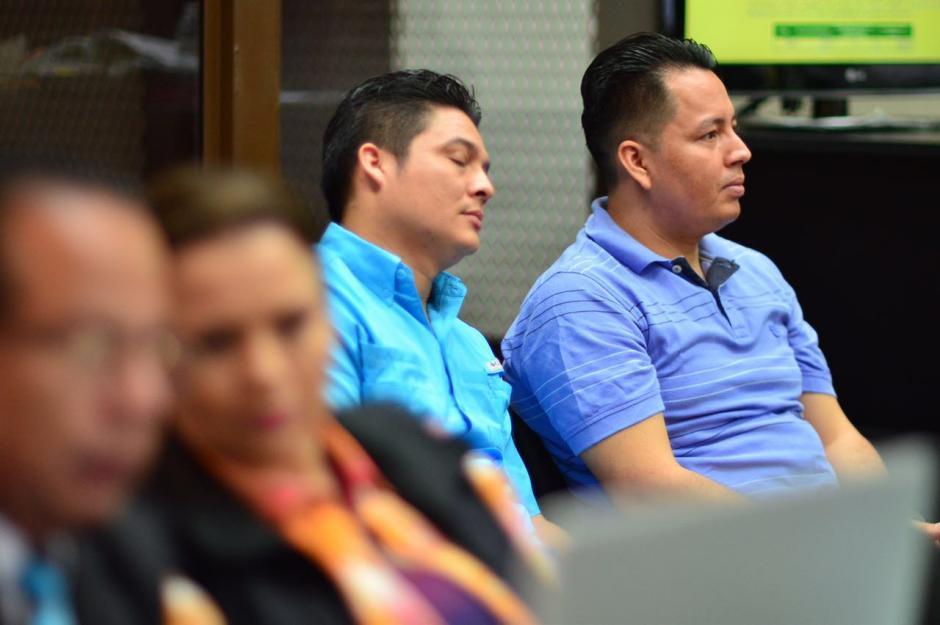 Los tres sindicados podrían enfrentar juicio por el delito de lavado de dinero. (Foto: Jesús Alfonso/Soy502)