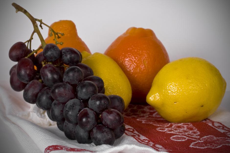 Dos compuestos que se encuentran en las uvas rojas y las naranjas, se podría utilizar para mejorar la salud de las personas con diabetes y reducir los casos de obesidad. (Foto: Flickr)