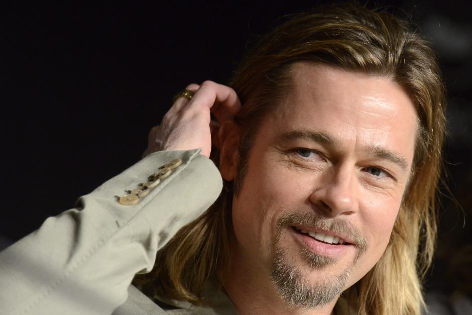 """El actor Brad Pitt, durante la rueda de prensa de la pelíula """"Killing Them Softly"""", en la 65 edición del Festival de Cine de Cannes. (Foto: EFE)"""