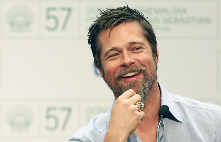 El 18 de diciembre el actor Brad Pitt cumplirá 50 años. (Foto: EFE)
